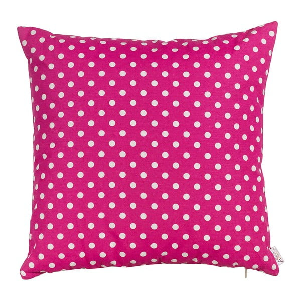 Poszewka na poduszkę Pink Dots