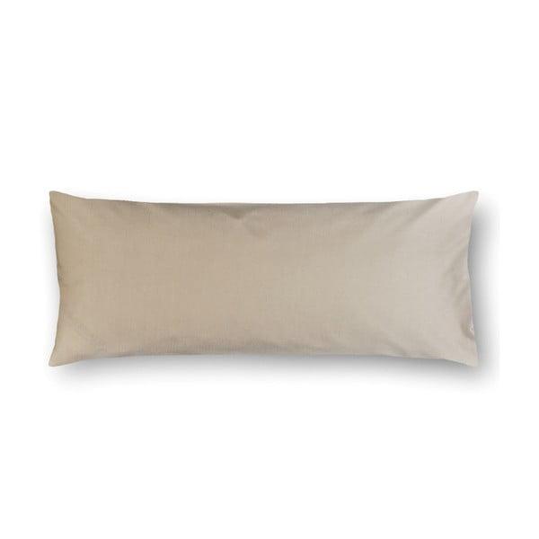 Béžový damaškový povlak na polštář Casa Di Bassi Basic, 40x80cm