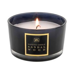 Lumânare cu aromă de santal PT LIVING Scented Candle, timp de ardere 27 ore