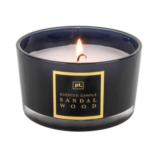 Świeczka o zapachu sandałowca PT LIVING Scented Candle, 27 h