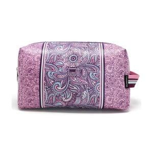 Kosmetická taštička Makenotes Purple&Pale