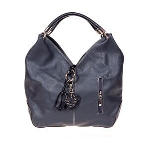 Černá kožená kabelka Glorious Black Nudio