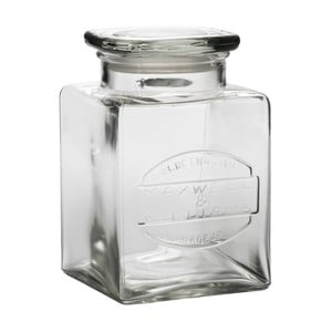 Skleněná dóza Maxwell & Williams Jar, 2,5 l