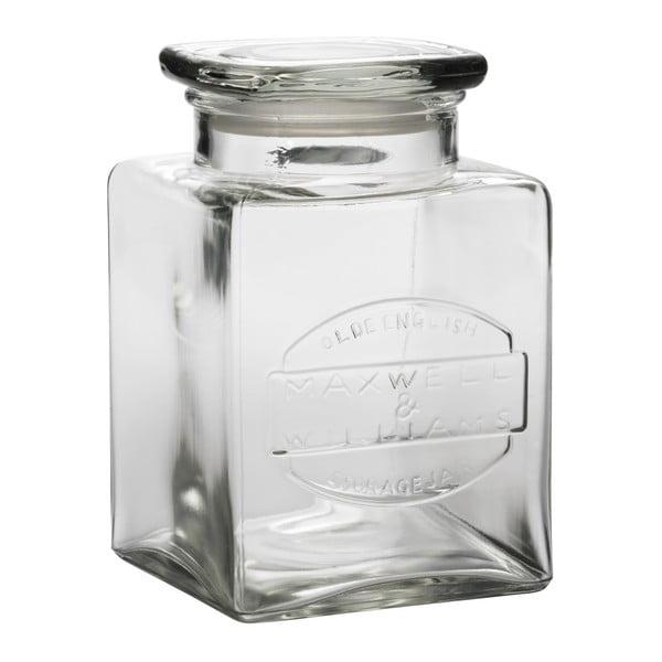 Skleněná dóza Maxwell&Williams Jar, 2,5 l