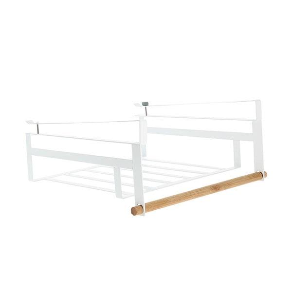 Raft de agățat în șifonier Compactor Under Shelf Basket Rail