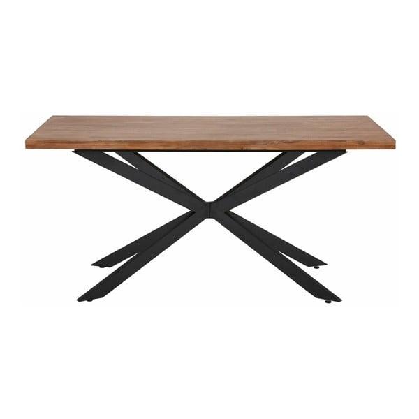 Stół w kolorze drewna Støraa Adrian, 160 cm