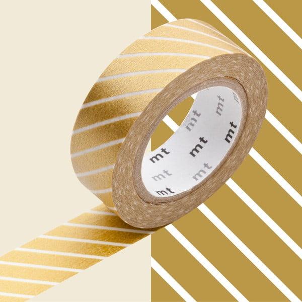 Taśma dekoracyjna washi MT Masking Tape Clarise, dł.10m