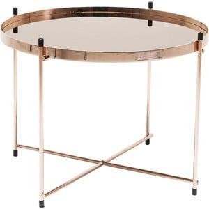 Odkládací stolek Kare Design Miami, ⌀60cm