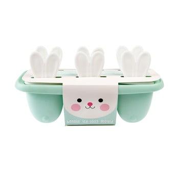 Set 6 forme de înghețată pe băț Rex London Bonnie the Bunny imagine
