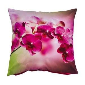 Polštář Orchidea, 45x45 cm