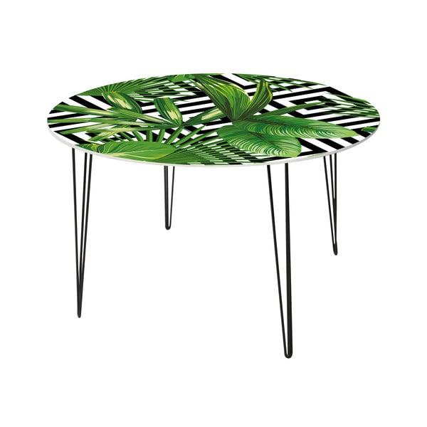 Jídelní stůl Green Leafs, 120 cm