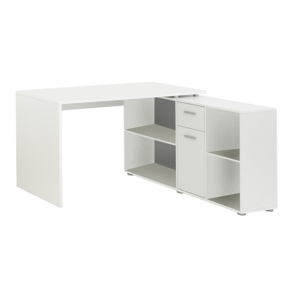 Bílý psací stůl 13Casa Jag