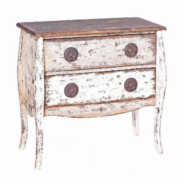 Odkládací stolek Oriental Cream