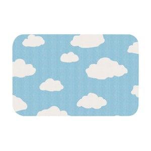 Dětský modrý koberec Zala Living Cloud, 67x120cm