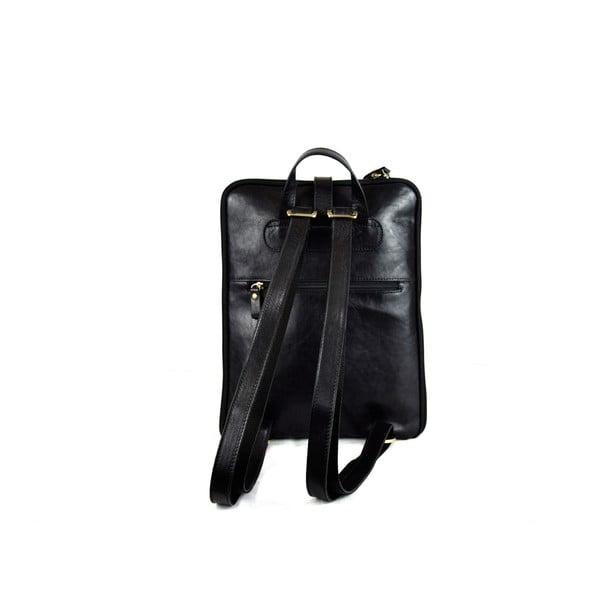Kožený batoh Santo Croce 107618 Black