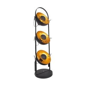 Stojací lampa Fortune Black/Gold