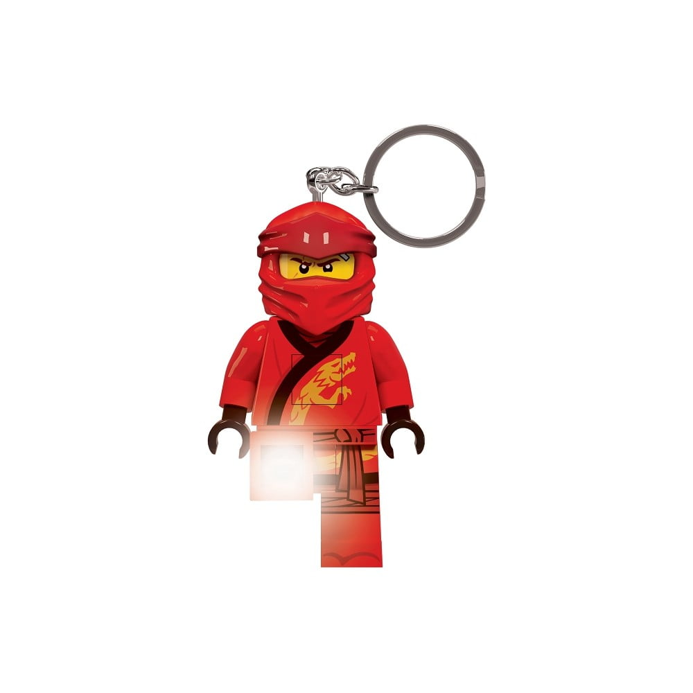 Svítící klíčenka LEGO® Ninjago Legacy Kai