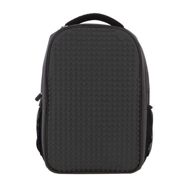 Studentský batoh Pixelbag grey/black