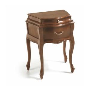 Noční stolek z mahagonového dřeva Moycor Vintage