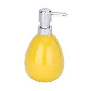 Žlutý dávkovač na mýdlo Wenko Polaris Yellow