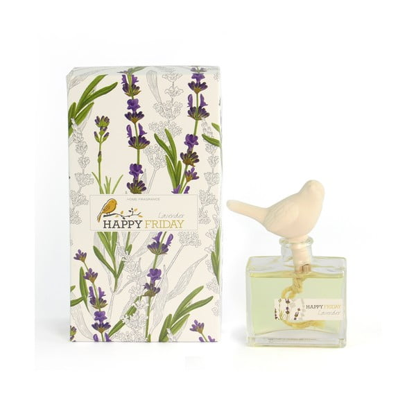Difuzér Ceramic Fragrance 100 ml, vůně levandule