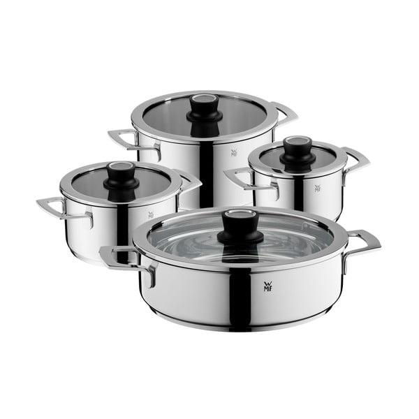 Set 4 oale din oțel inoxidabil WMF Vario Cuisine