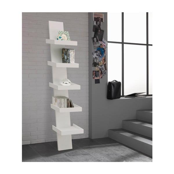 Stojací knihovna Step