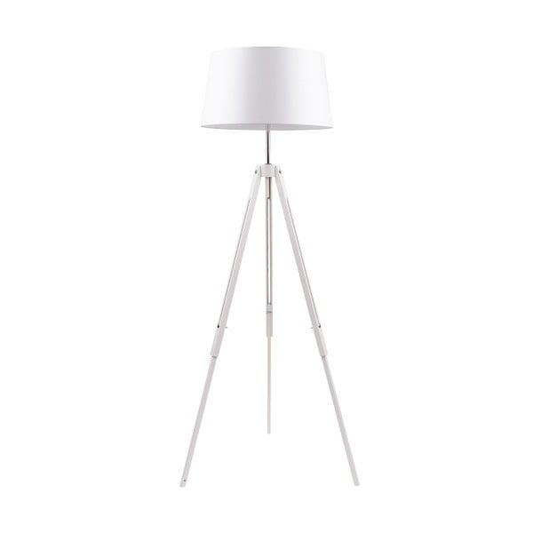 Stojací lampa Tripod Britop, bílá