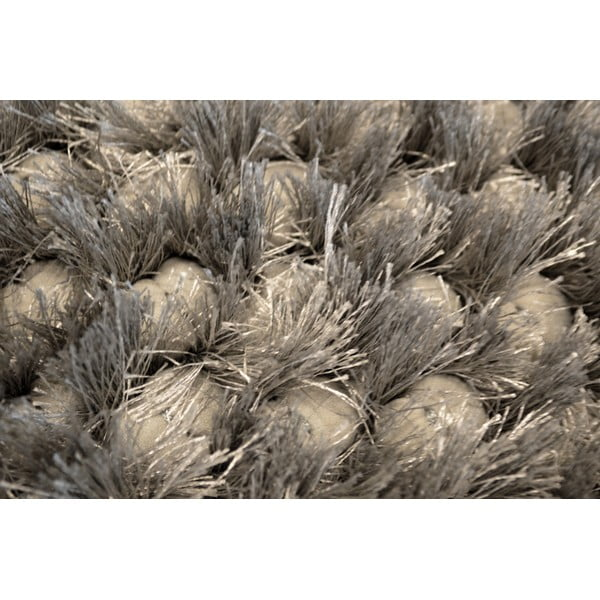Ručně tkaný koberec Bakero Desert Graphite, 130x190cm