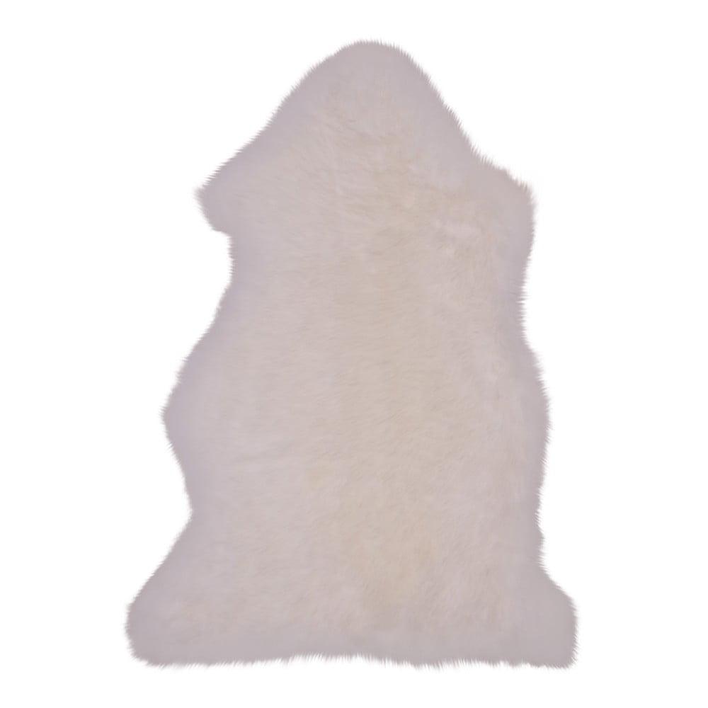 Bílá ovčí kožešina House Nordic