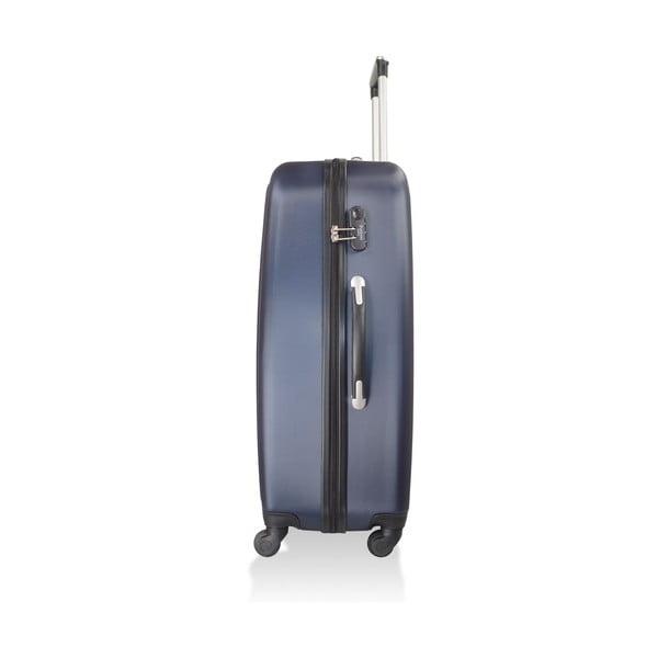 Kufr Luggage Dark Blue, 114 l