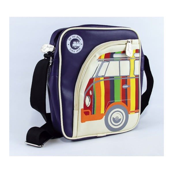 Taška přes rameno Colorful Bus