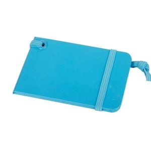 Visačka na kufr Blue