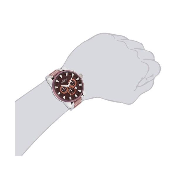 Pánské hodinky Zeromaster Brown