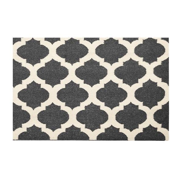 Vlněný koberec Julia Black, 140x200