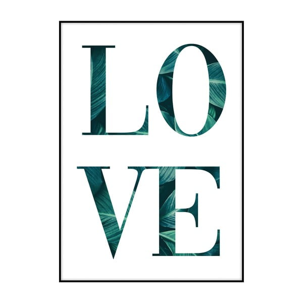 Poster Imagioo Love, 40 x 30 cm