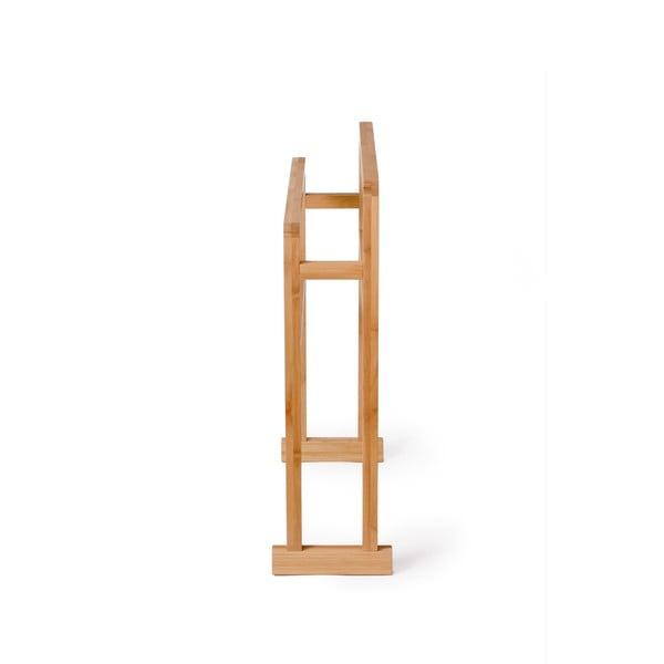 Dřevěný stojan na osušky Wireworks Arena Bamboo