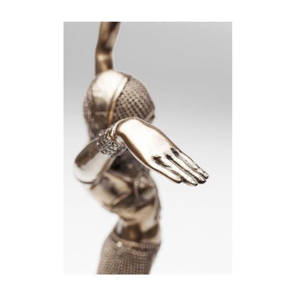 Statuetă Kare Design Deco Dancer, auriu