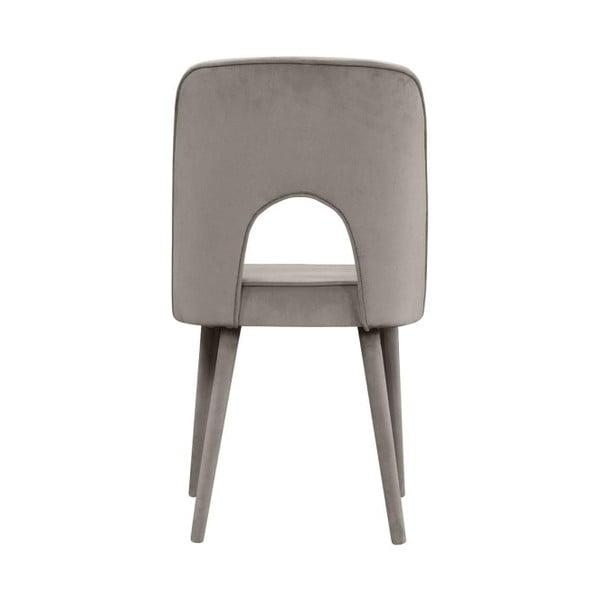 Béžová jídelní židle JohnsonStyle Sunny MV