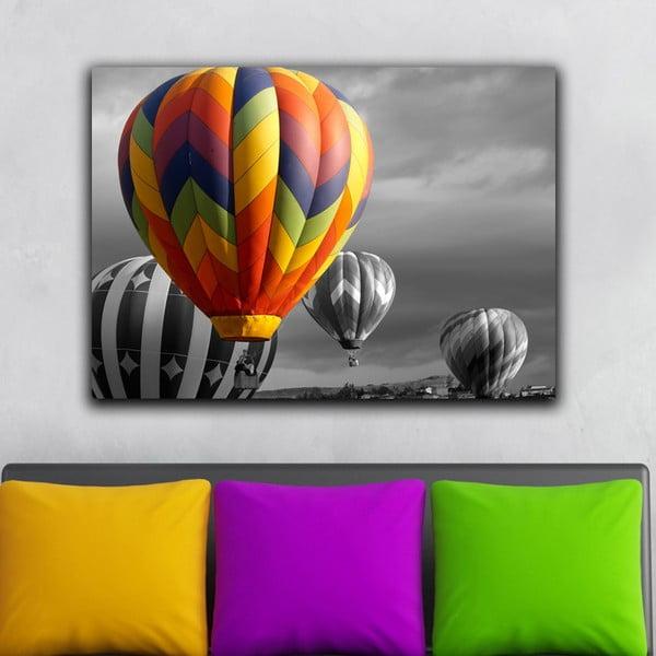 Obraz V oblacích, 45x70 cm