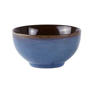 Modrá kameninová miska Villa Collection, 310ml
