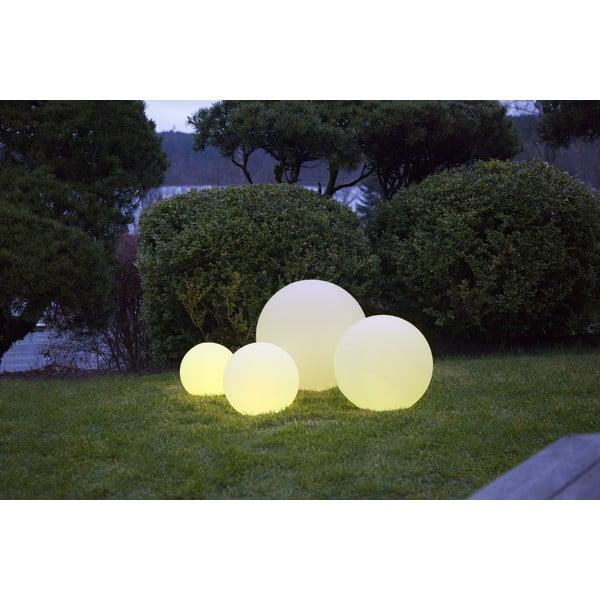 Decorațiune luminoasă pentru exterior Best Season Outdoor Twillings Gallo, ⌀ 25 cm