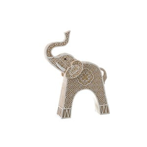 Dekorativní soška ve tvaru sloníka, 20 x 25 cm