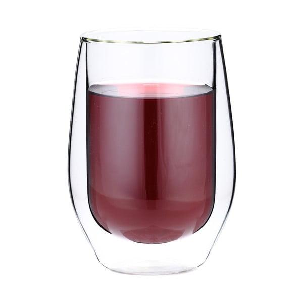 Dvojitá sklenice, 400 ml
