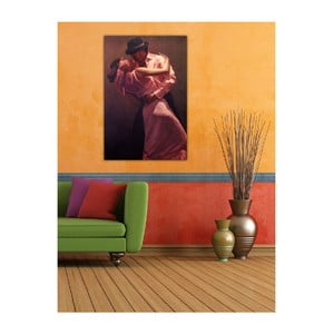 Obraz Nezkrotná vášeň, 60x40 cm