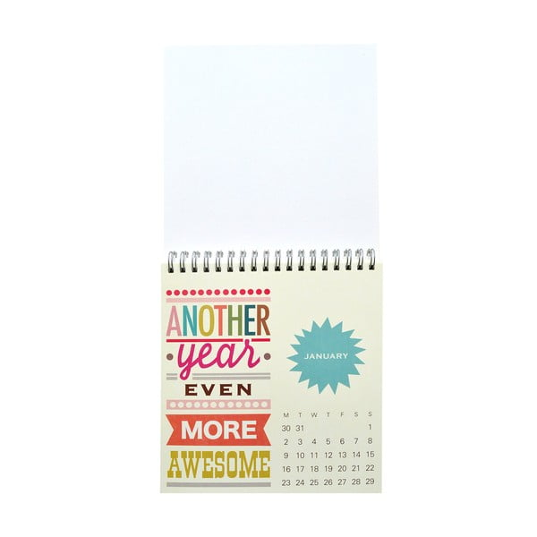 Stolní kalendář Portico Designs Say So