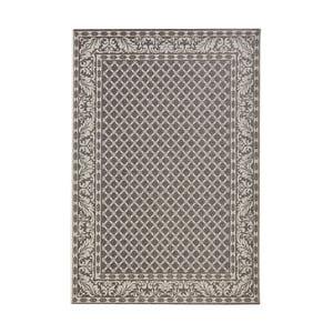 Šedý koberec vhodný i na ven bougari Royal, 160x230cm