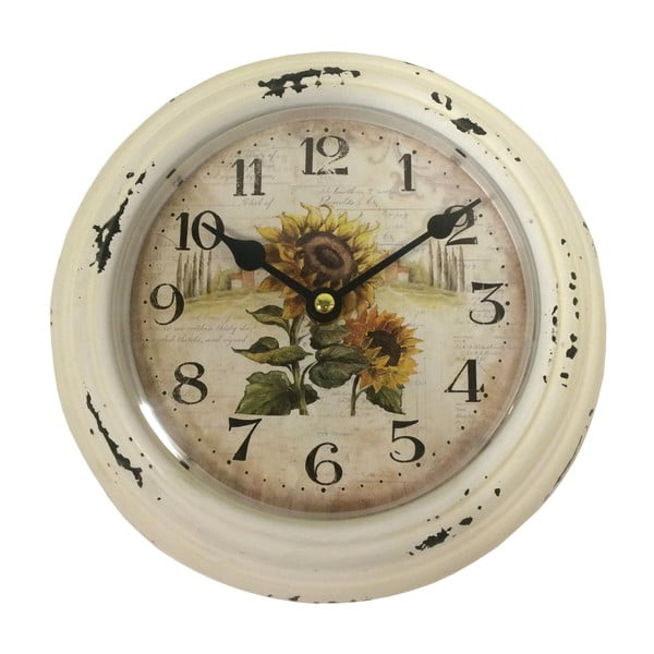 Nástěnné hodiny Bolzonella Girasole