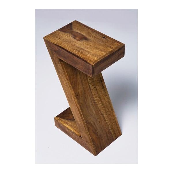 Příruční stolek z palisandrového dřeva Kare Design Authentico
