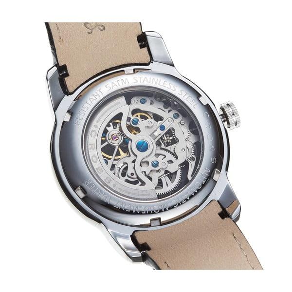 Pánské hodinky Cross Palatino Automatic Black, 42 mm